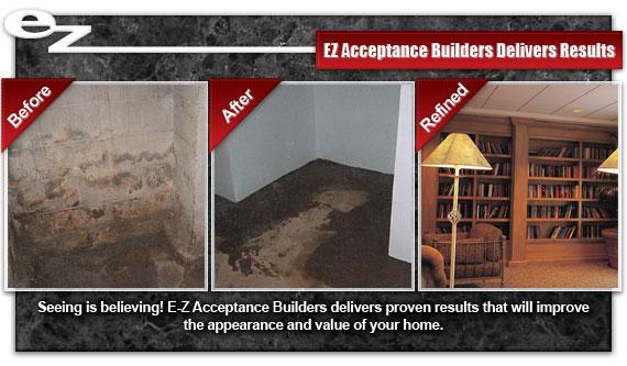 Ez Acceptance Builders Inc Basement Waterproofing