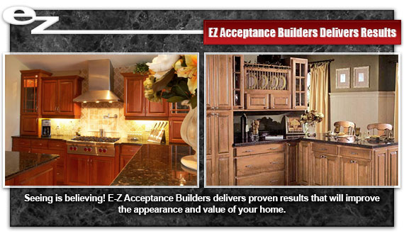 Kitchen Remodeling - Cleveland, Akron OH | EZ Acceptance Builders