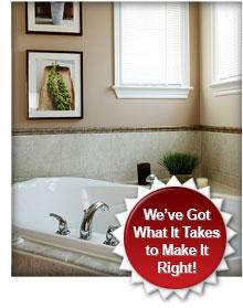 Bathroom remodeling cleveland akron oh ez acceptance Bathroom remodeling akron ohio