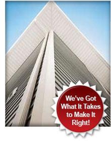 EZ Acceptance Builders, Inc  - Gutters and Downspouts